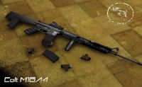 Twinke Masta Tactical M16A4