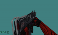 MAC-10 (ReD HandS)