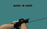 GLOCK 18 CAMO + New Animations by Proxyman