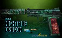 USP | Nightfire Dragon