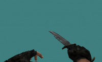 Mercenary Knife