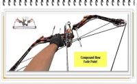 Compound Bow Fade